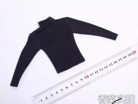 T-shirt (Black) 1/6