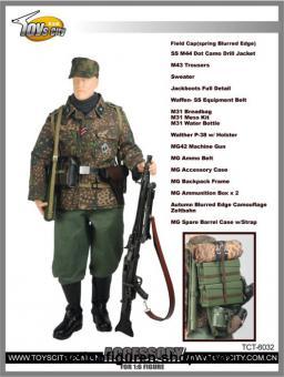 Elite MG42 Schütze Uniform Set 1/6