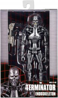 Terminator 2 T-800 Endoskeleton
