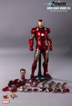 The Avenger - Iron Man Mark VII