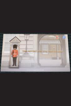 The Guards - Wachhäuschen - im Maßstab 1:6 (ca. 30cm große Figur)