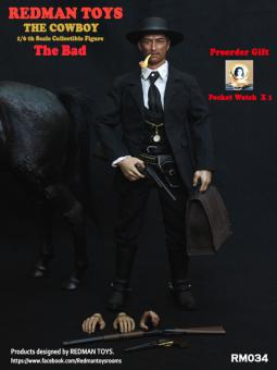 The Bad 2.0 1/6 Figure