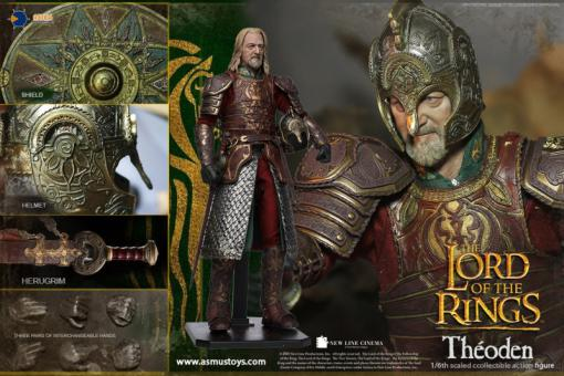 Lord Of The Rings - Théoden 1/6