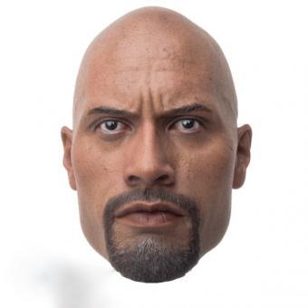 1/6 Head The Rock