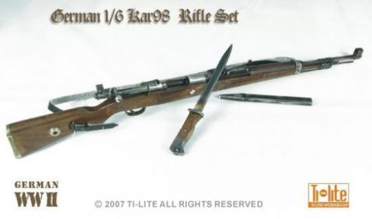 K 98 Gewehr Museums Version