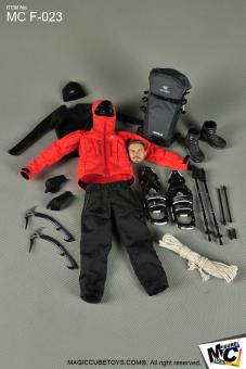 Top Outdoor Gear Mater Collection mit Kopf 1/6