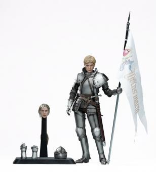 Johanna von Orleans  1/6 Figur Triumph version