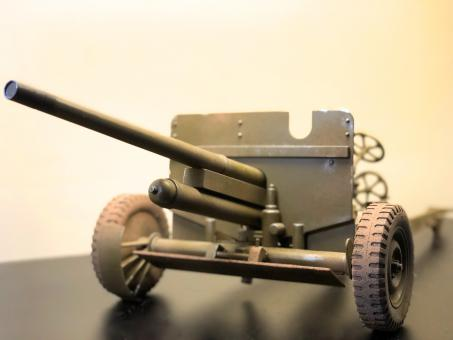ultimate soldier 1/6 us howitzer