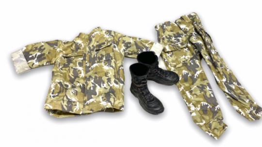 USCM (United States Colonial Marine Corps) 1/6 Uniform