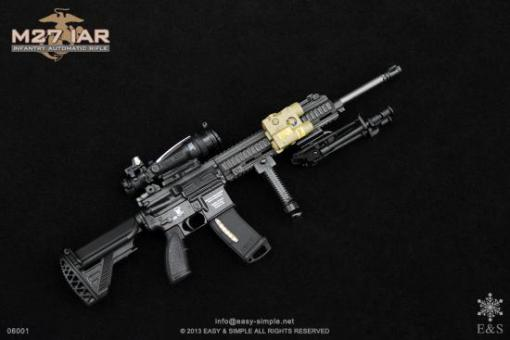 M-27 Infantry Automatic Rifle (I.A.R)