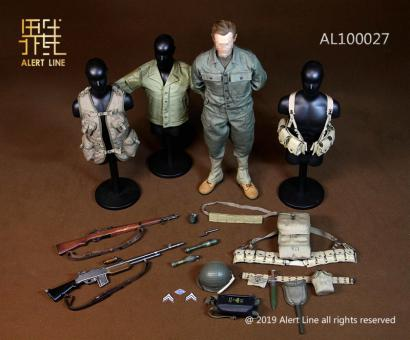 US WWII WWII US Army Suit Set 1/6