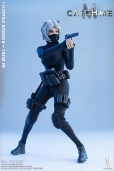 "1/12 Female Assassin ""Catch Me"""