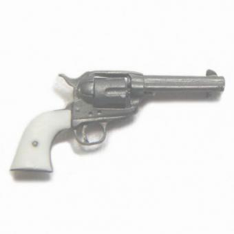U.S. Colt Peacemaker, Ivory, Gunmetal