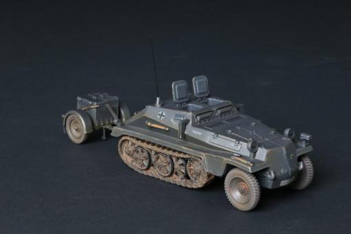 SdKfz 252 Tractor Unit Grau