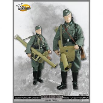 Wh Grenadier mit Panzerschreck Uniform Set 1/6