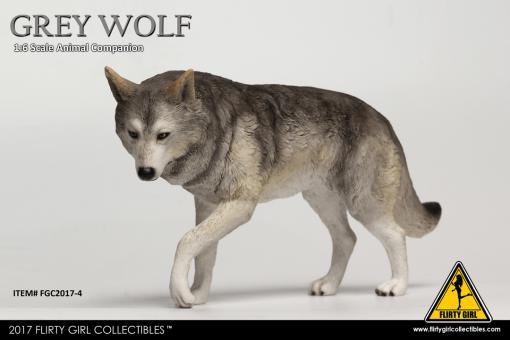 Wolf (Grey) 1/6