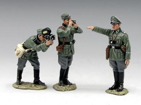 German SS  War Correspondents