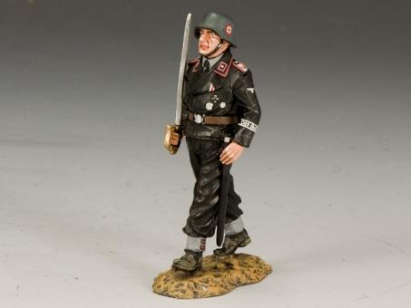 Waffen SS Officer w/Sword