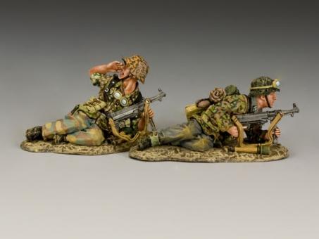 Panzer Grenadier Set mit verschiedener Tarnung