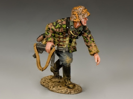 WWII German Forces: HJ Running Officer