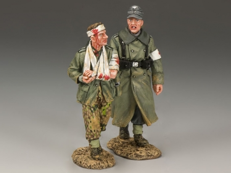 Germans Walking Wounded