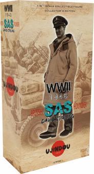 David Stirling - WW-II 1942 British SAS Founder - in 1/6 scale