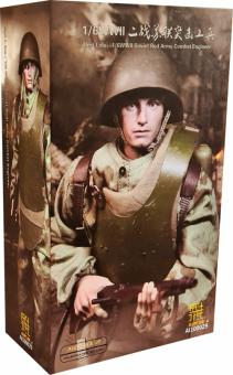 WWII Soviet Red Army Combat Engineer 1/6 1/6