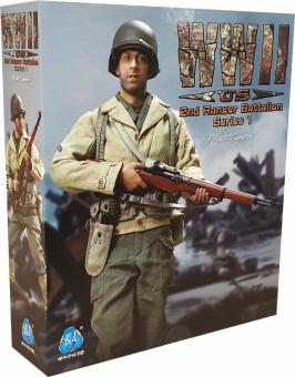 WWII US 2nd Ranger Battalion Series 1 - Private Caparzo