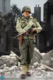 Private Jackson - WWII US 2nd Ranger Battalion