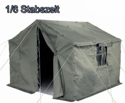 Cyber Hobby German Gray Tent (Stabszelt)