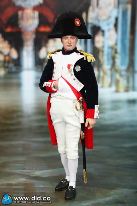 DiD 1:6 Napoleon Bonaparte Emperor of the French Battle Version