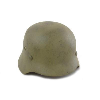 DAK Tropen Helm M40 in Metal  1/6