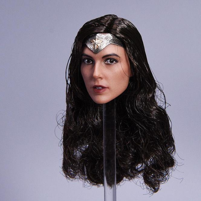 Female Wonder  Head 1/6
