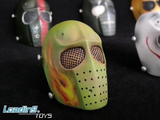 Hot Mask Airbrush