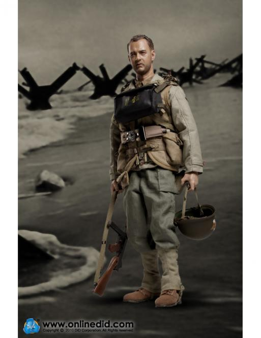 Captain Miller, from saving Private Ryan