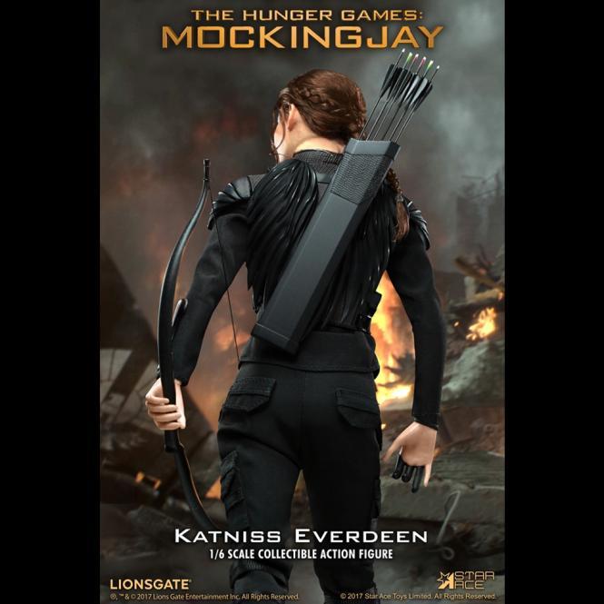 Katniss Everdeen - The Hunger Games: Mockingjay