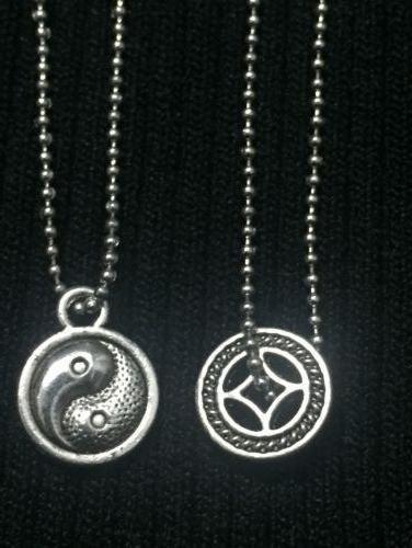 Halskette Neck Chain Yingyang Zen 1/6