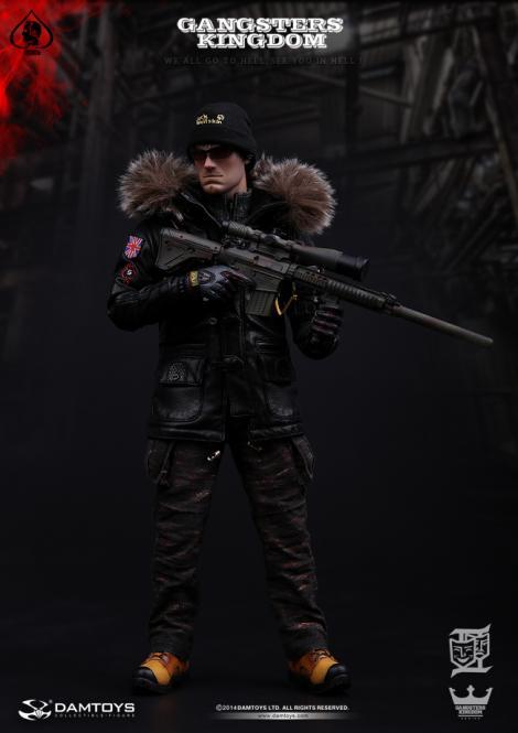 Gangsters Kingdom - Spade 5  - Baron