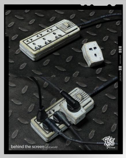 Multi Socket Plug  Steckerleiste US