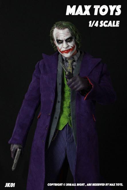 The Dark Knight - 1/4th scale Joker
