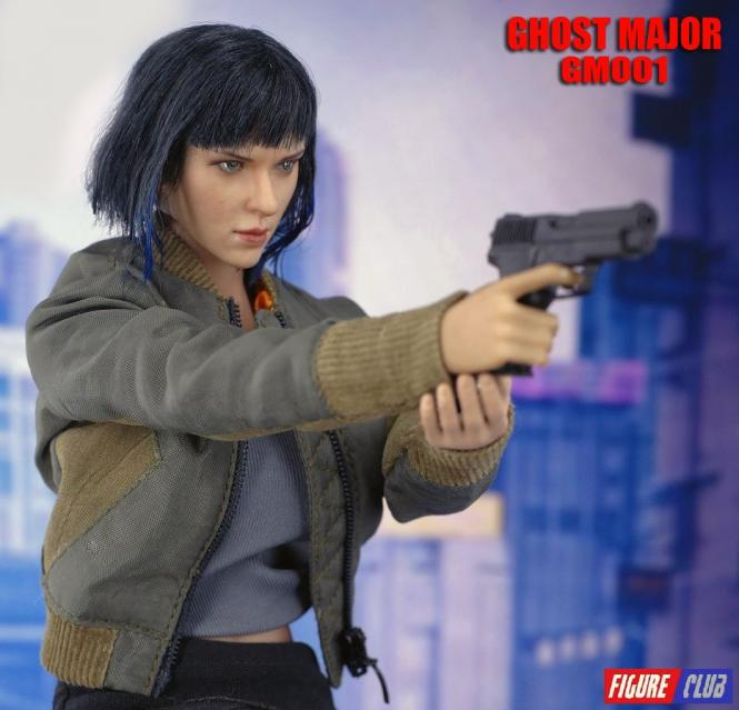 1/6th scale Ghost in the Shell