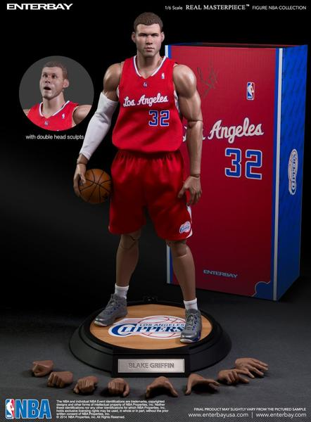 NBA Collection Blake Griffin 1/6