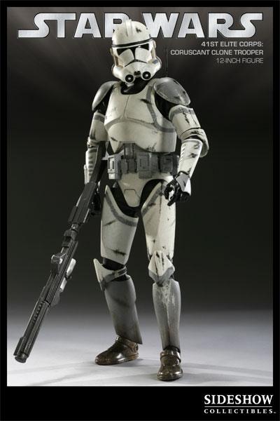 Coruscant Clone Trooper