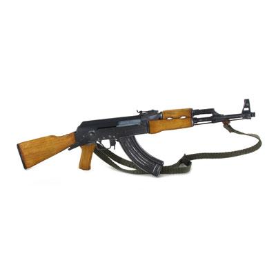 AK 47 Metal und Holz