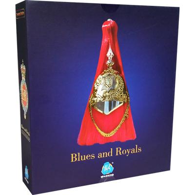 Blues and Royals - das Gardekavallerieregiments der britischen Armee - Show Exclusive !