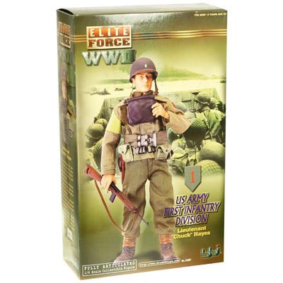 Elite Force WW2: Chuck Hayes 1/6