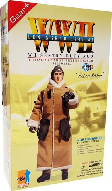 """Anton Bohm"" (Feldwebel) - WH Sentry Duty NCO,"