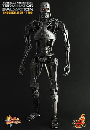 Terminator, The Skynet's foot soldier - T700