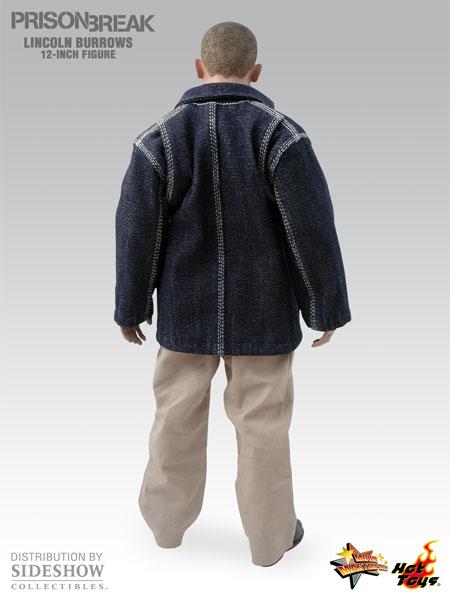 Prison Break Lincoln Burrows collectible figure Hot Toys