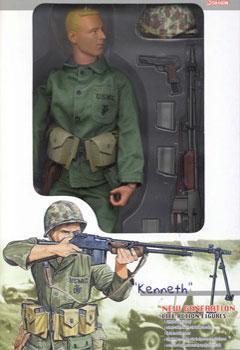 Kenneth Bailey, Iwo Jima 1945